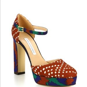 DVF Mika Mary Jane pumps